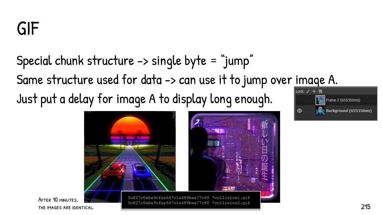 Recap on GIF exploitation via FastColl + Commen...