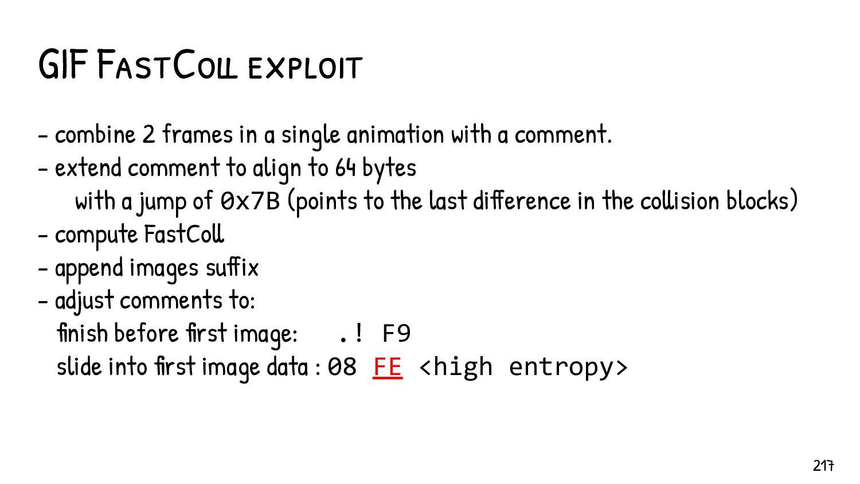 FAQ (FGA) 217