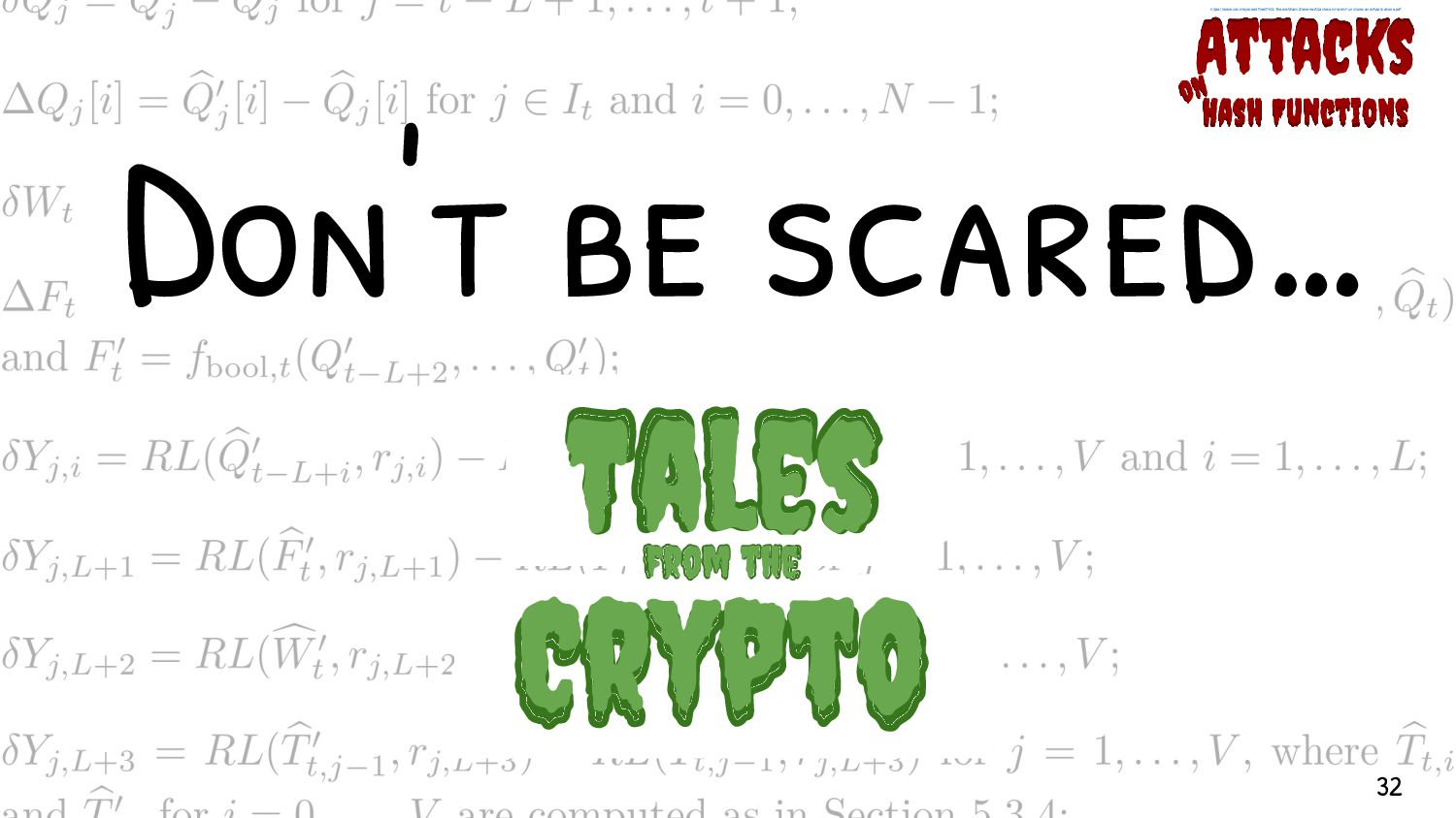 You don't need to understand crypto graphy or m...