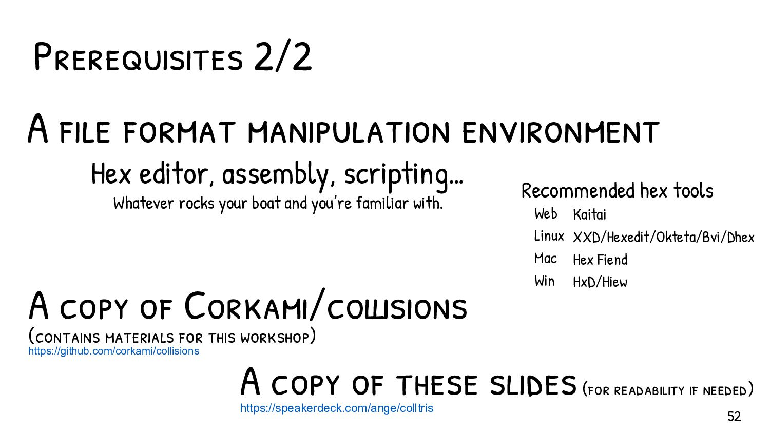 Kaitai 101 Kaitai is a pretty awesome tool with...