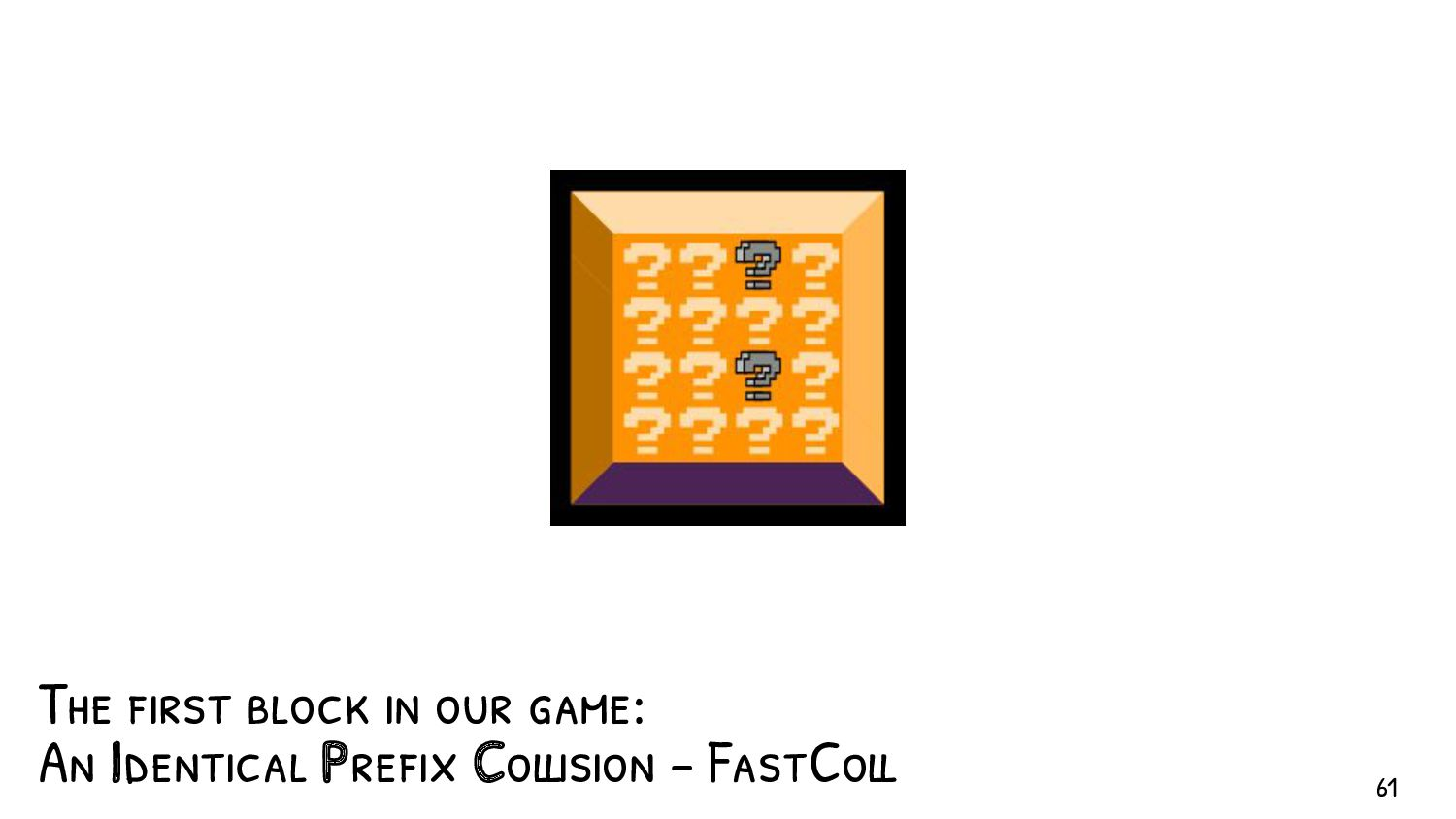 Collision computing is a very random process Ma...