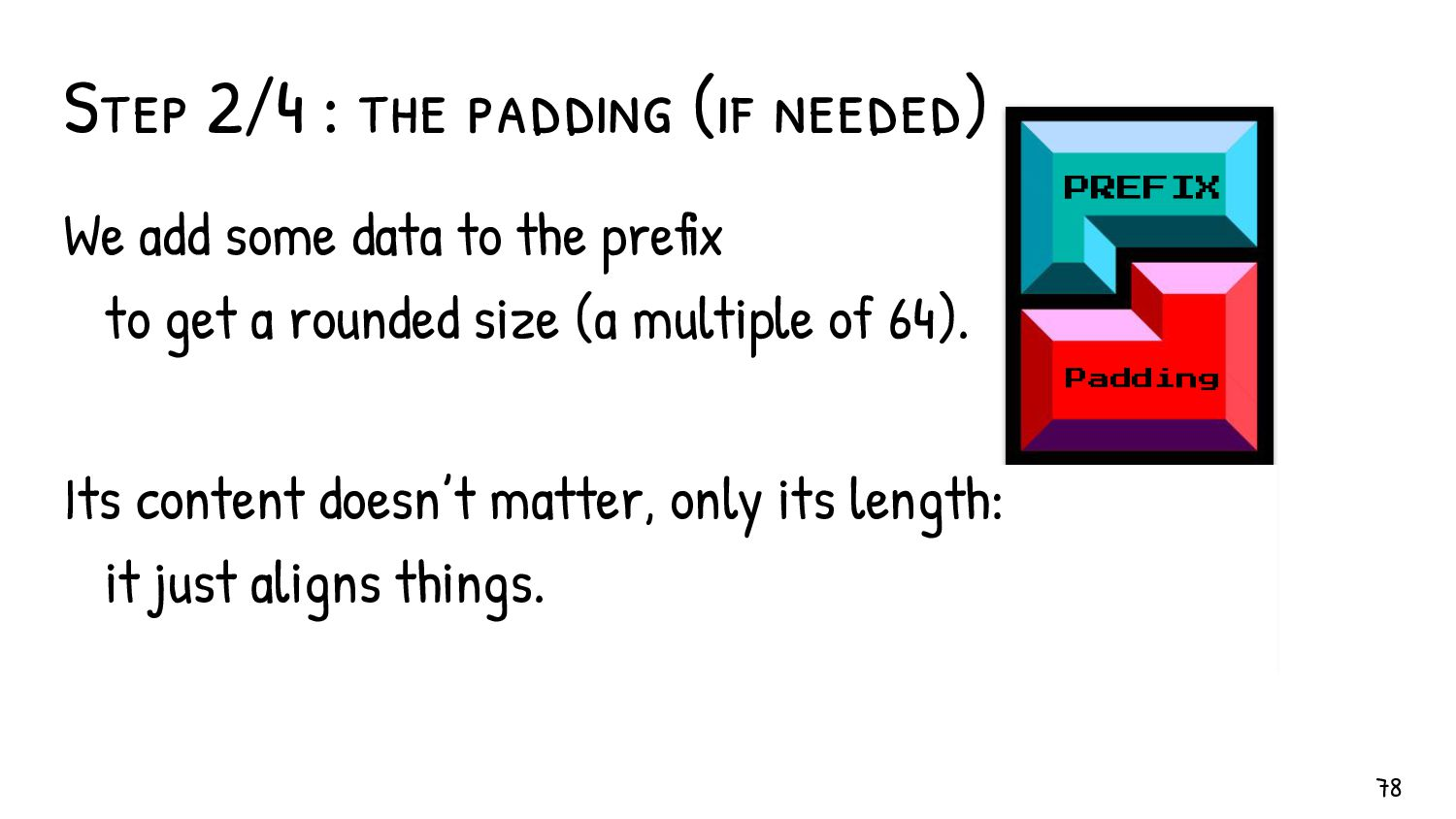 Step 3/4 : the collision blocks We compute a pa...