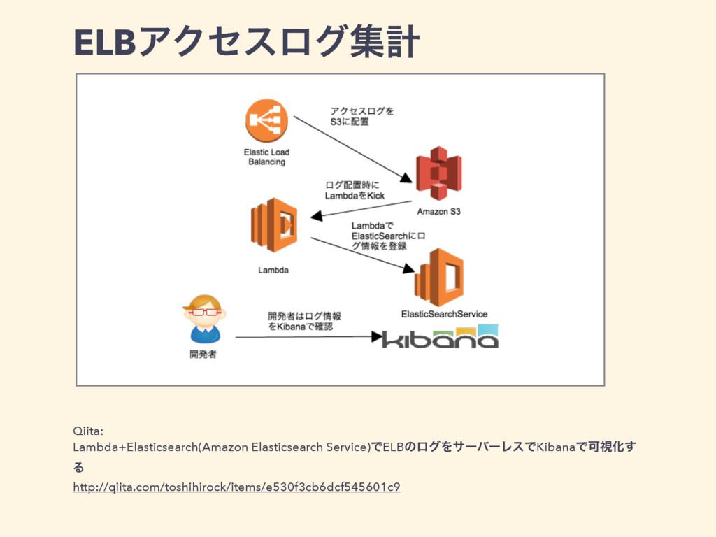 ELBΞΫηεϩάूܭ Qiita: Lambda+Elasticsearch(Amazon ...