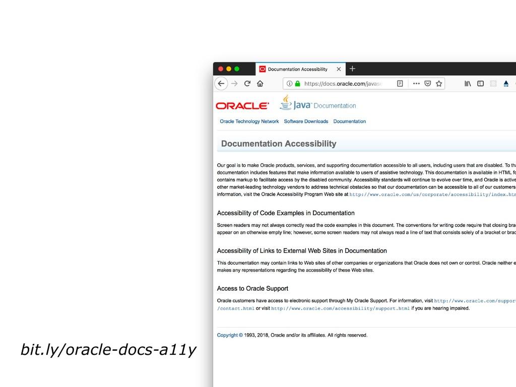 bit.ly/oracle-docs-a11y