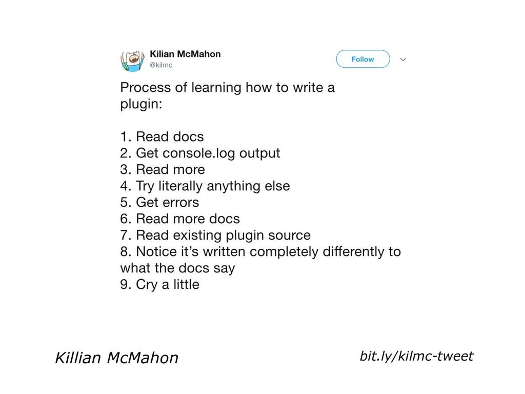 Killian McMahon bit.ly/kilmc-tweet