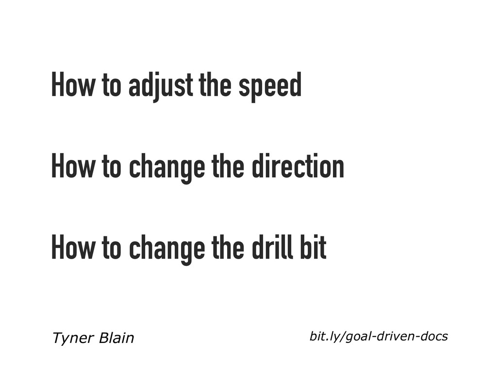 How to adjust the speed How to change the direc...