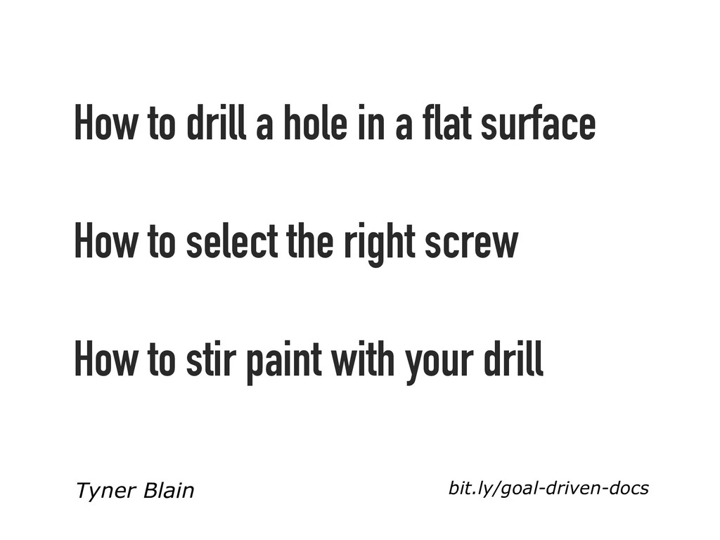 How to drill a hole in a flat surface How to se...
