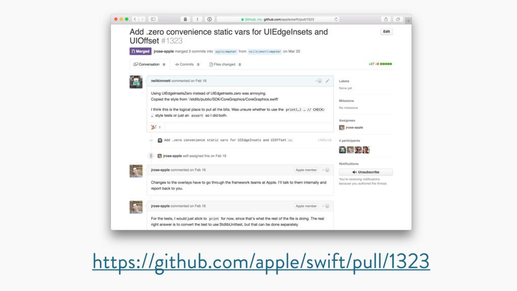 https://github.com/apple/swift/pull/1323