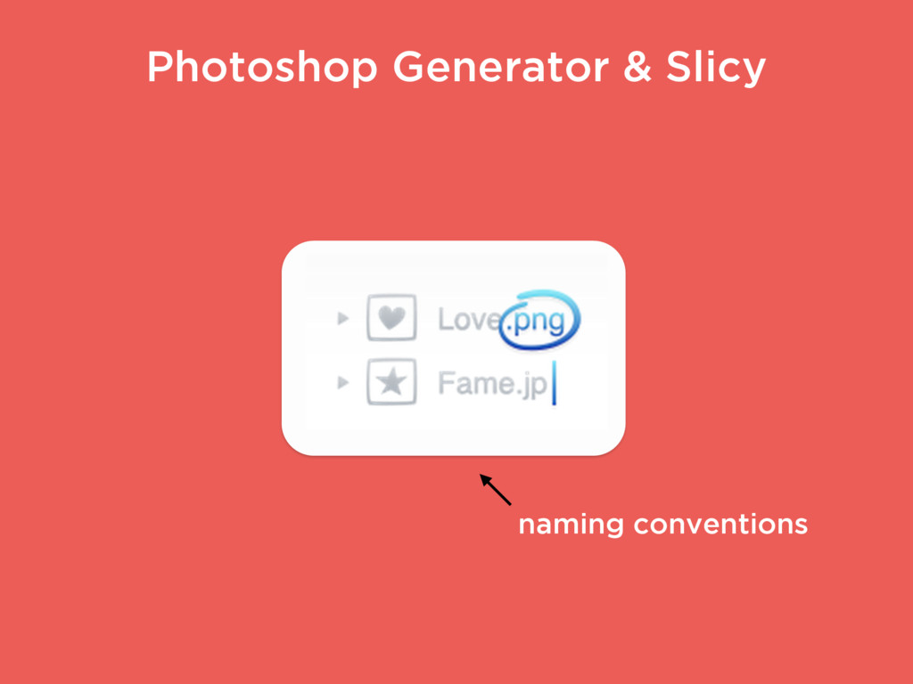 Photoshop Generator & Slicy naming conventions