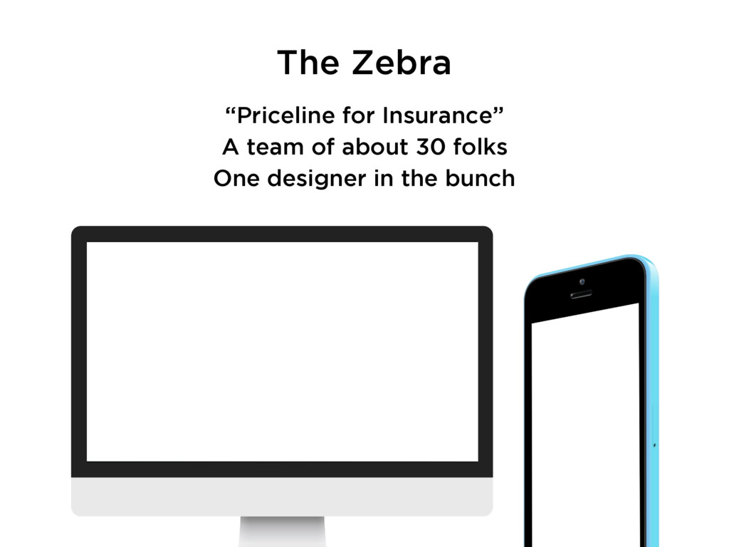 """The Zebra """"Priceline for Insurance"""" A team of a..."""
