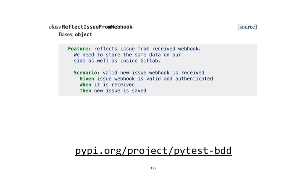 pypi.org/project/pytest-bdd 122