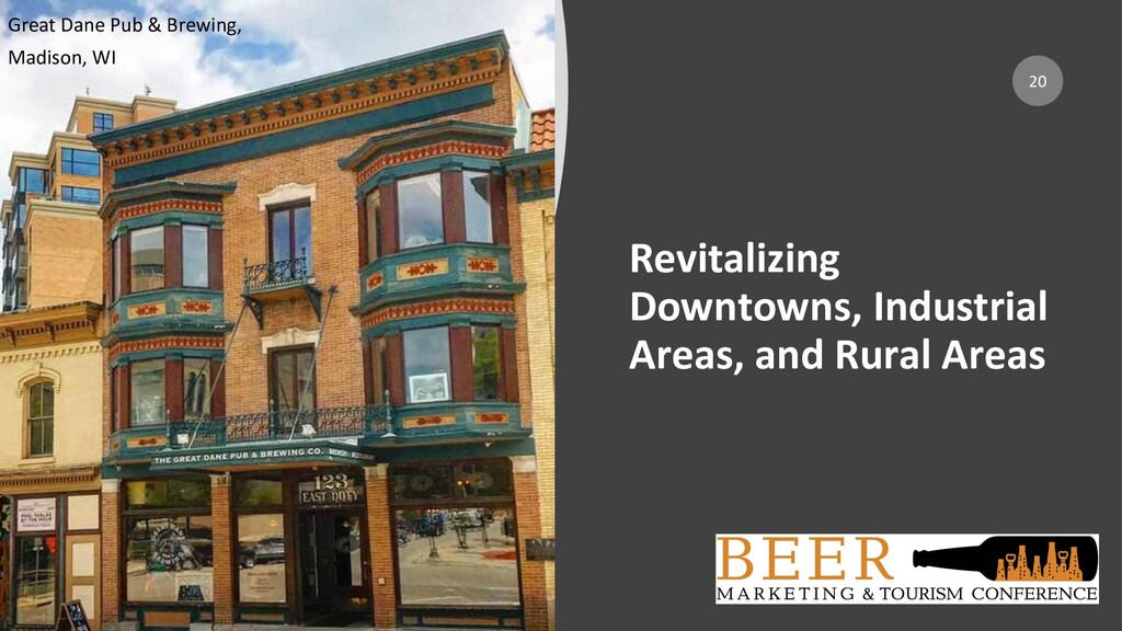 Revitalizing Downtowns, Industrial Areas, and R...