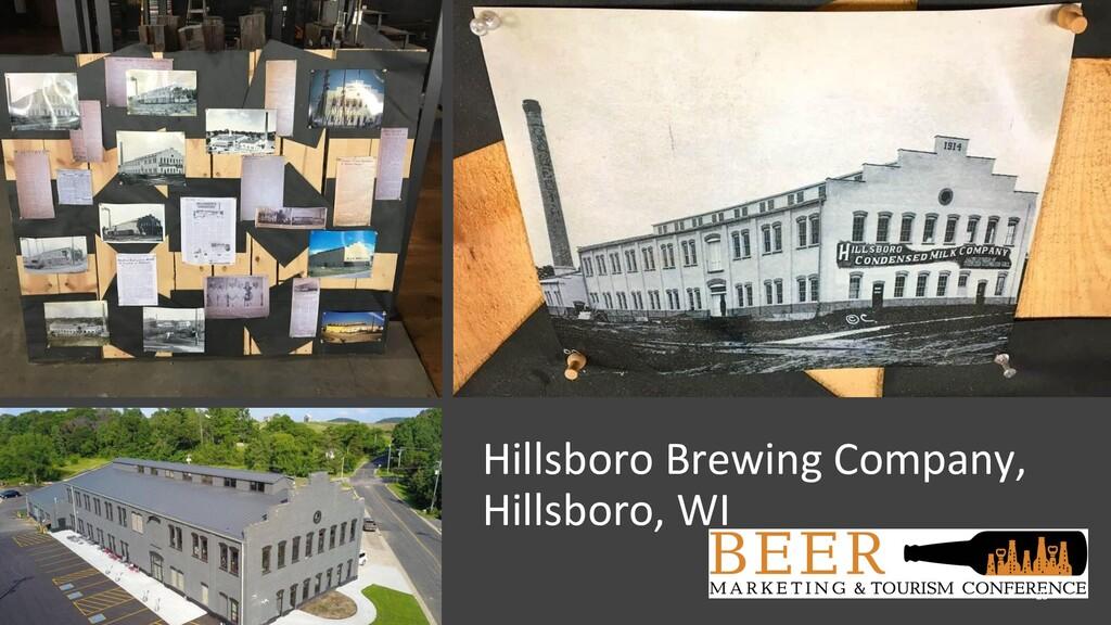 Hillsboro Brewing Company, Hillsboro, WI 25