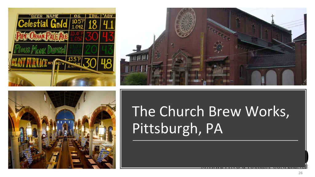 The Church Brew Works, Pittsburgh, PA 26