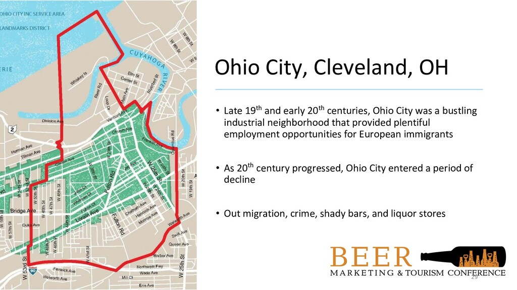 Ohio City, Cleveland, OH • Late 19th and early ...