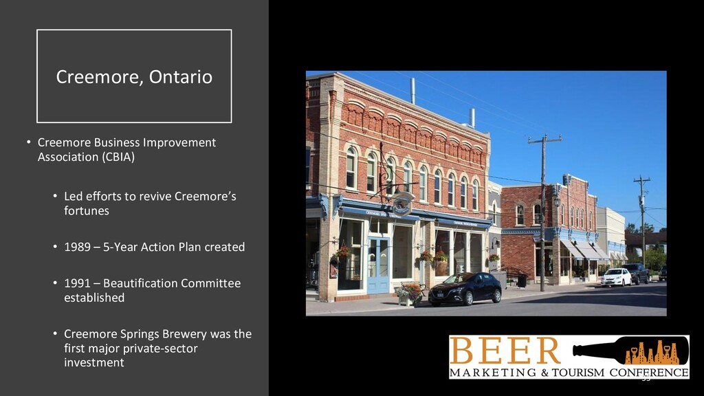 Creemore, Ontario • Creemore Business Improveme...