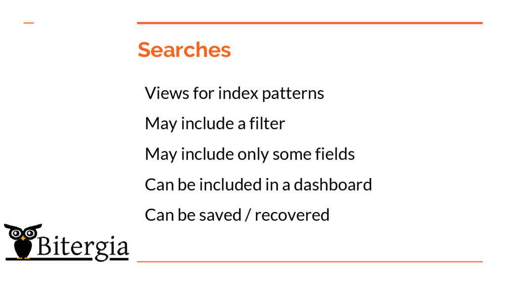 Searches Views for index patterns May include a...