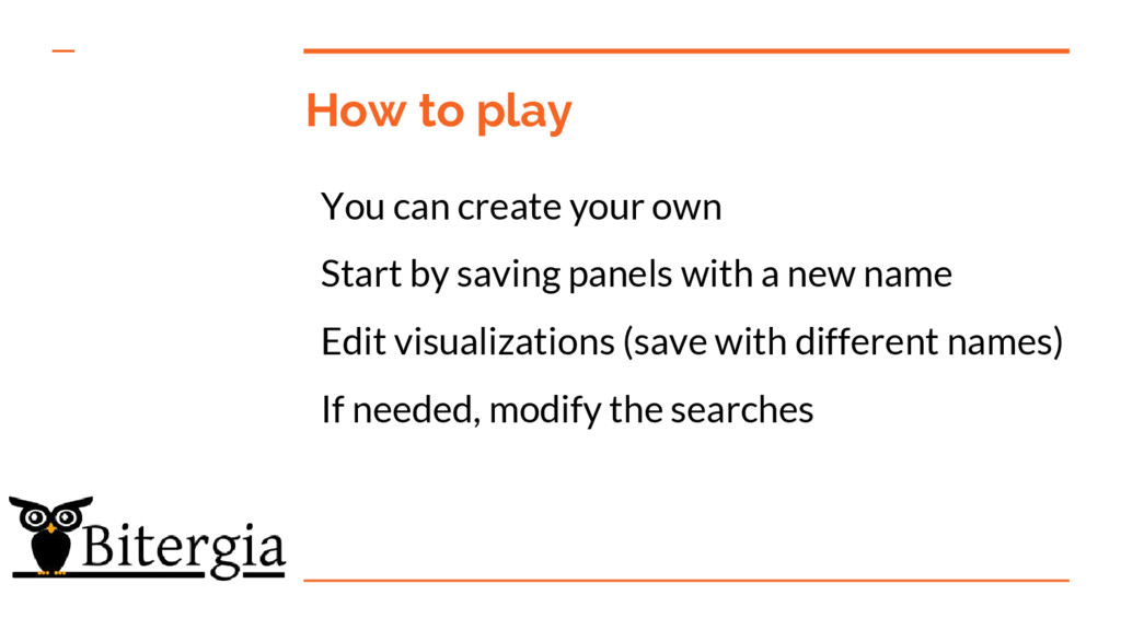 How to play You can create your own Start by sa...