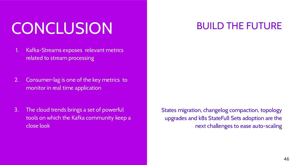 46 CONCLUSION States migration, changelog compa...