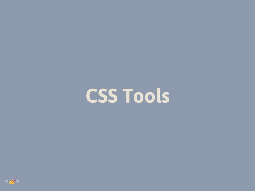 CSS Tools