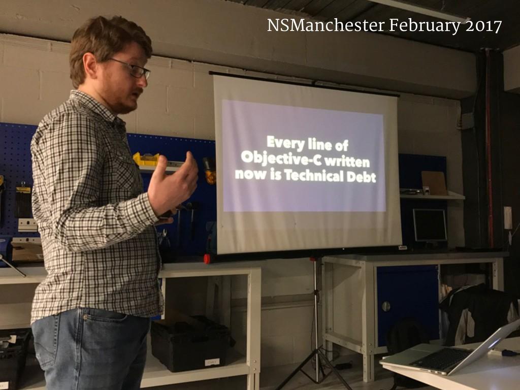 NSManchester February 2017