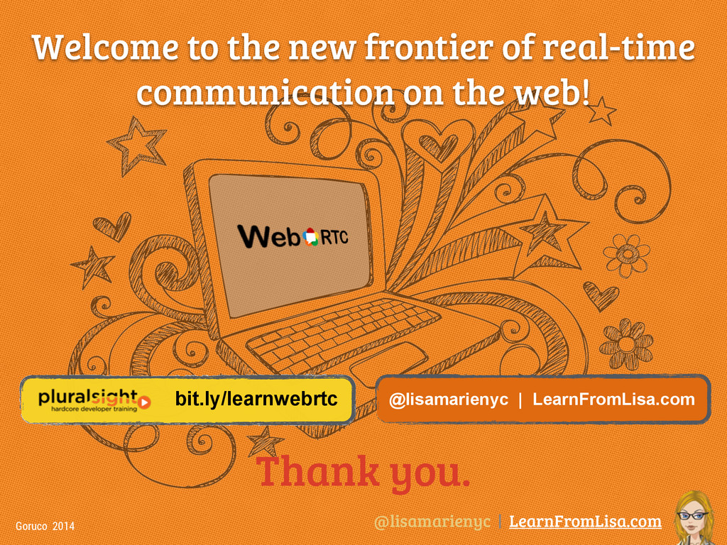 @lisamarienyc | LearnFromLisa.com Goruco 2014 @...