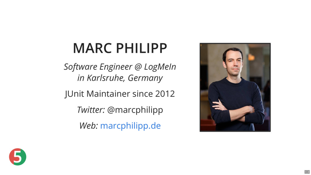 5 MARC PHILIPP Software Engineer @ LogMeIn in K...