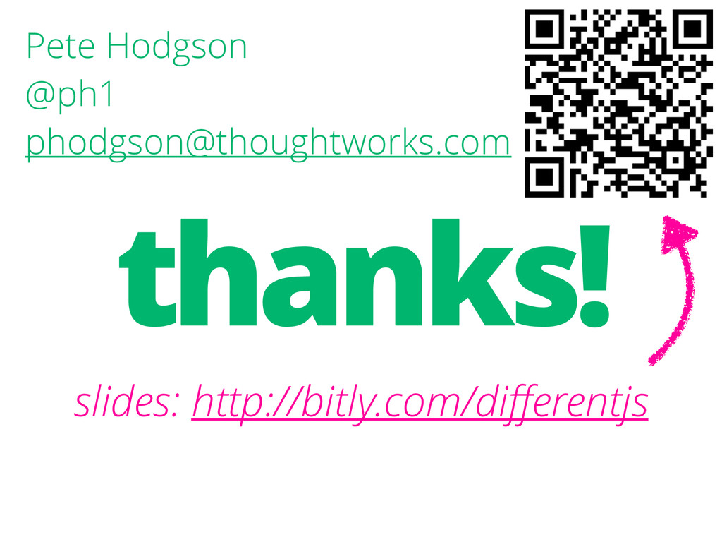 thanks! Pete Hodgson @ph1
