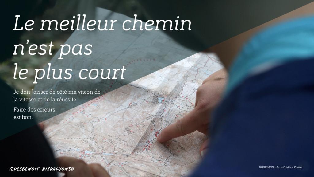 UNSPLASH - Jean-Frédéric Fortier @desbenoit #IX...