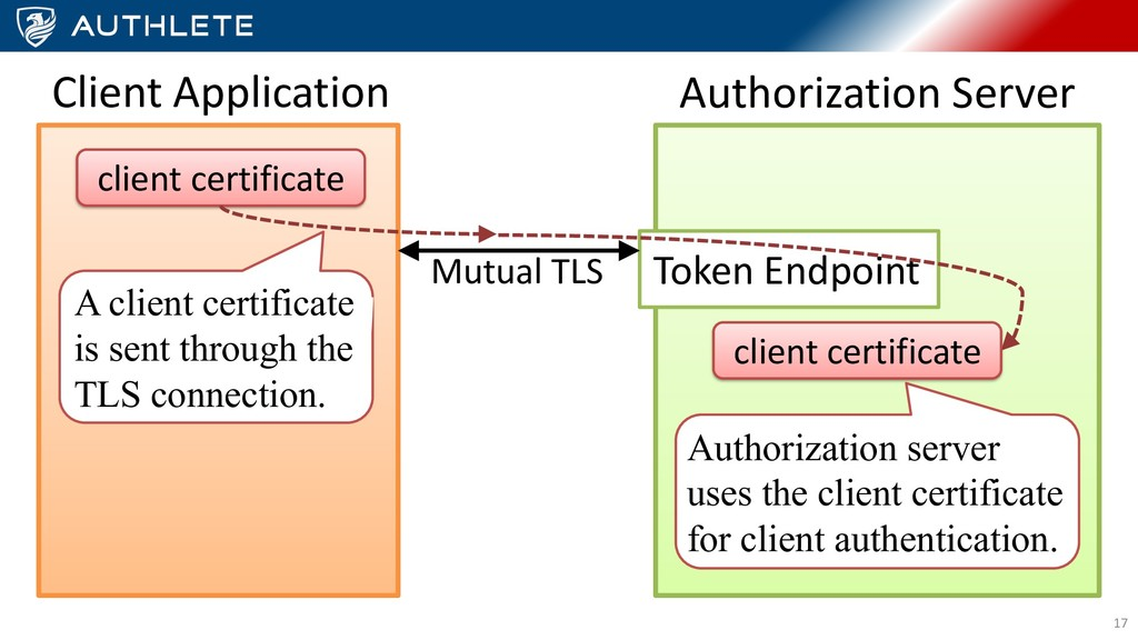 17 Token Endpoint Authorization Server Mutual T...