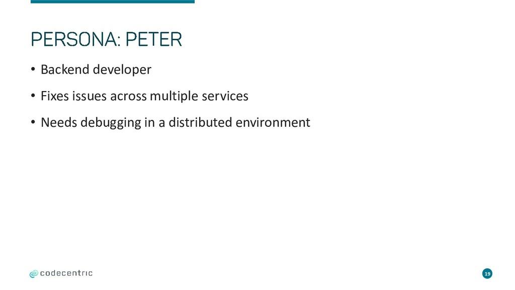19 • Backend developer • Fixes issues across mu...