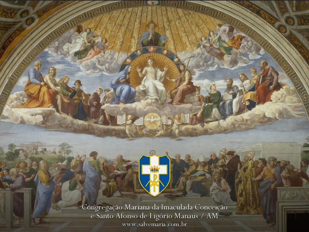Congregação Mariana da Imaculada Conceição e Sa...