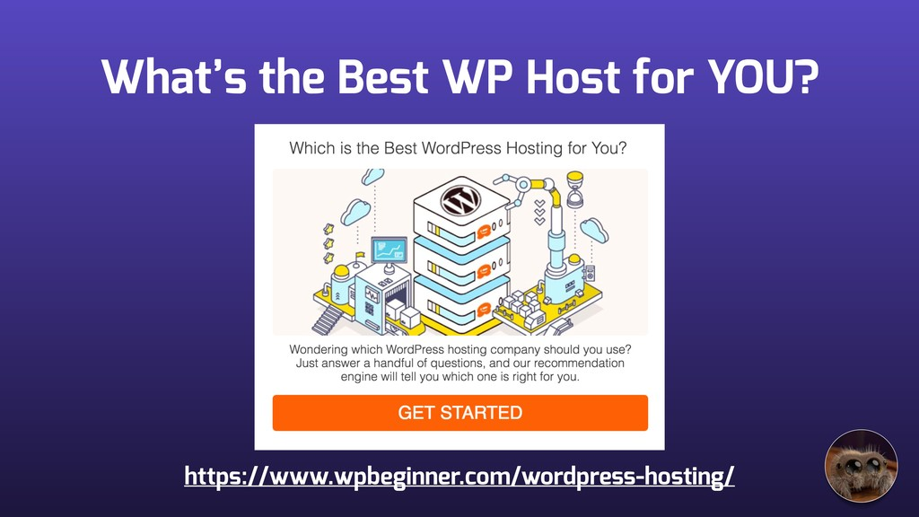 What's the Best WP Host for YOU? https://www.wp...