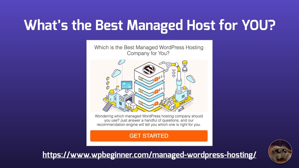 What's the Best Managed Host for YOU? https://w...