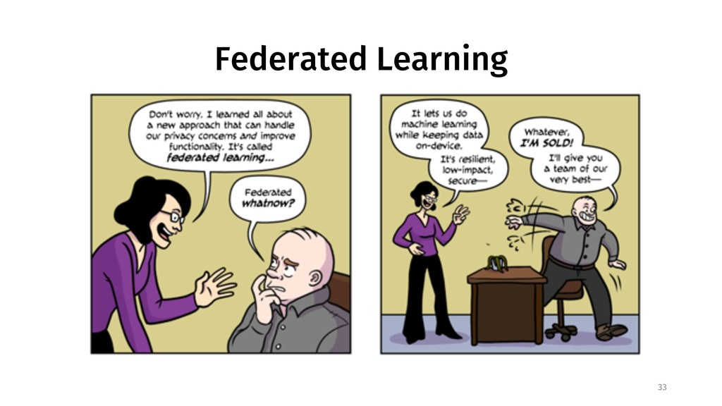 Federated Learning 33
