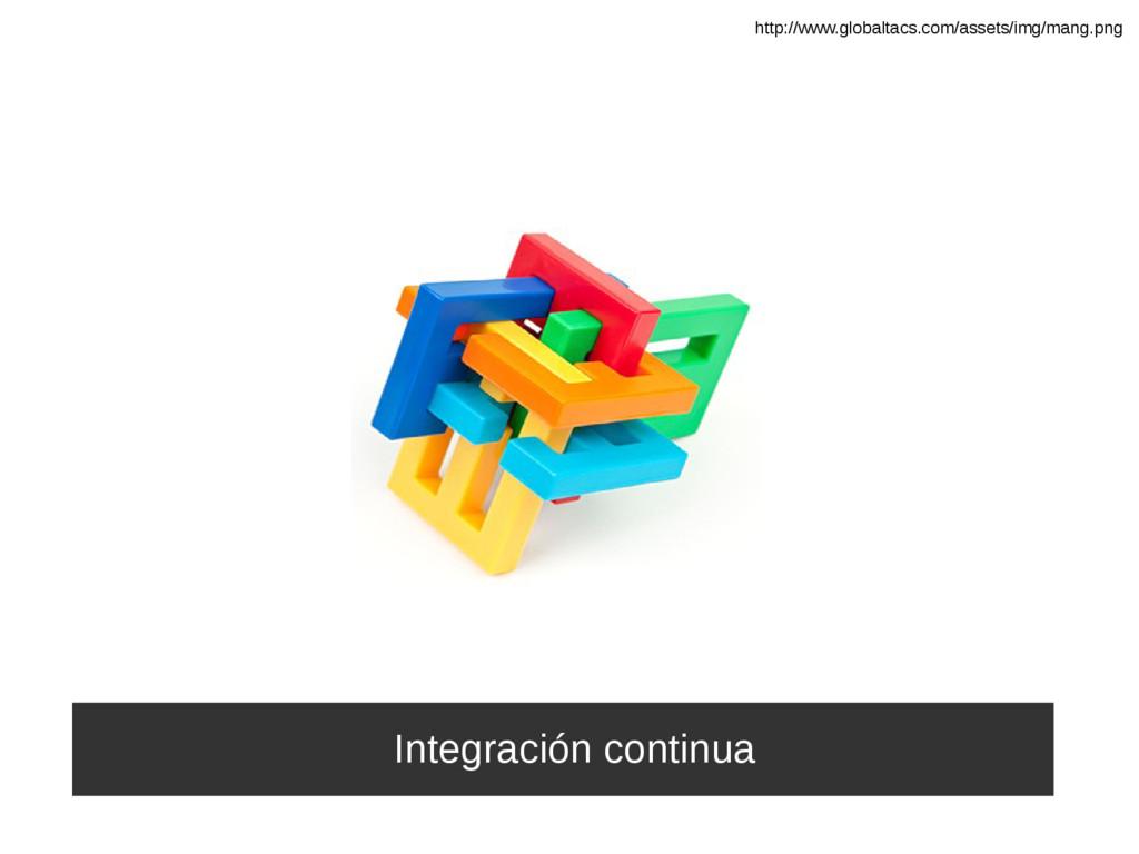 Integración continua http://www.globaltacs.com/...