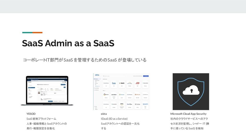 okta IDaaS (ID as a Service) SaaSアカウントへの認証を一元化 ...