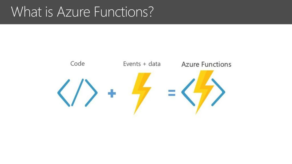 What is Azure Functions?