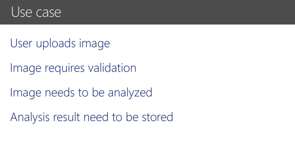 User uploads image Image requires validation Im...