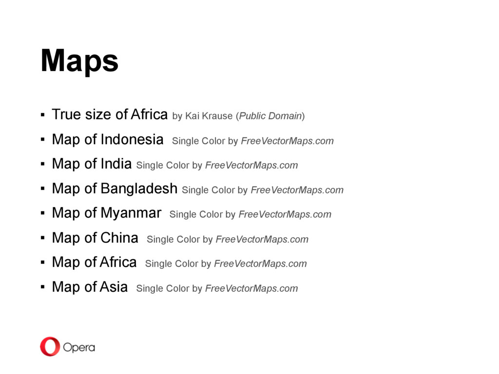Maps ▪ True size of Africa by Kai Krause (Publi...
