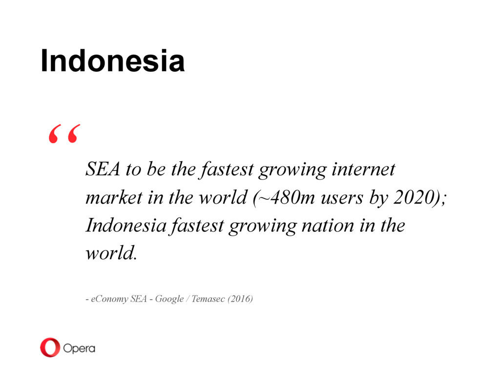 SEA to be the fastest growing internet market i...