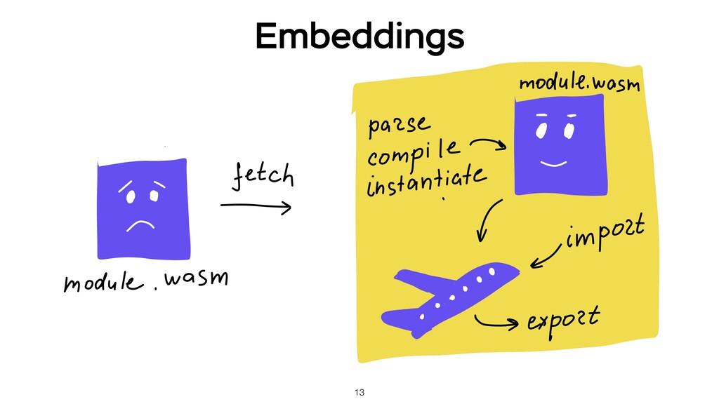 Embeddings 13