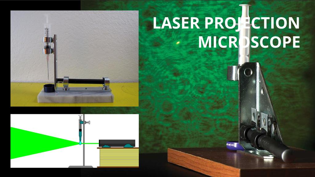 original laser pointer hack LASER PROJECTION MI...