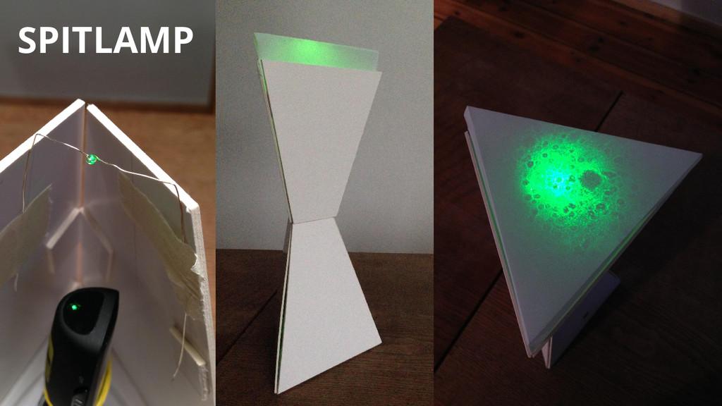 Spitlamp SPITLAMP