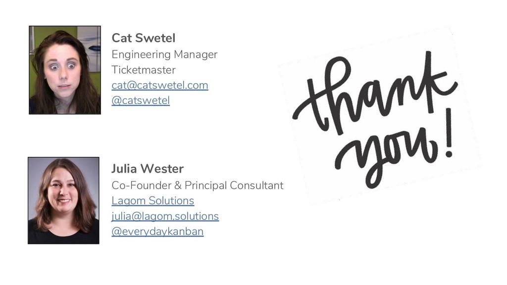 Julia Wester Co-Founder & Principal Consultant ...