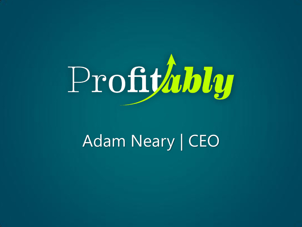 Adam Neary | CEO