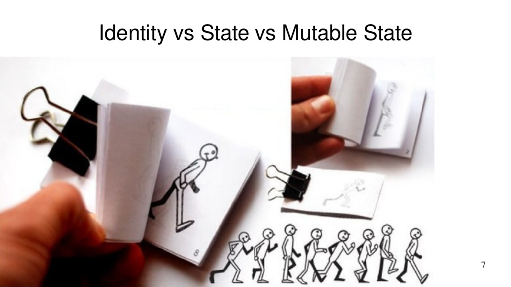 7 Identity vs State vs Mutable State