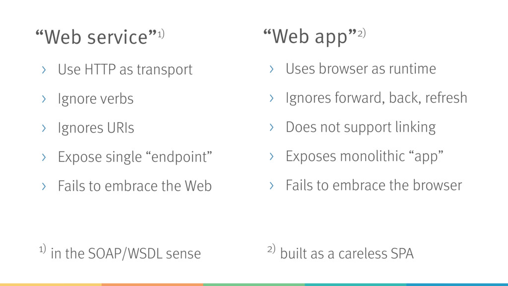 """Web service""1) > Use HTTP as transport > Ignor..."