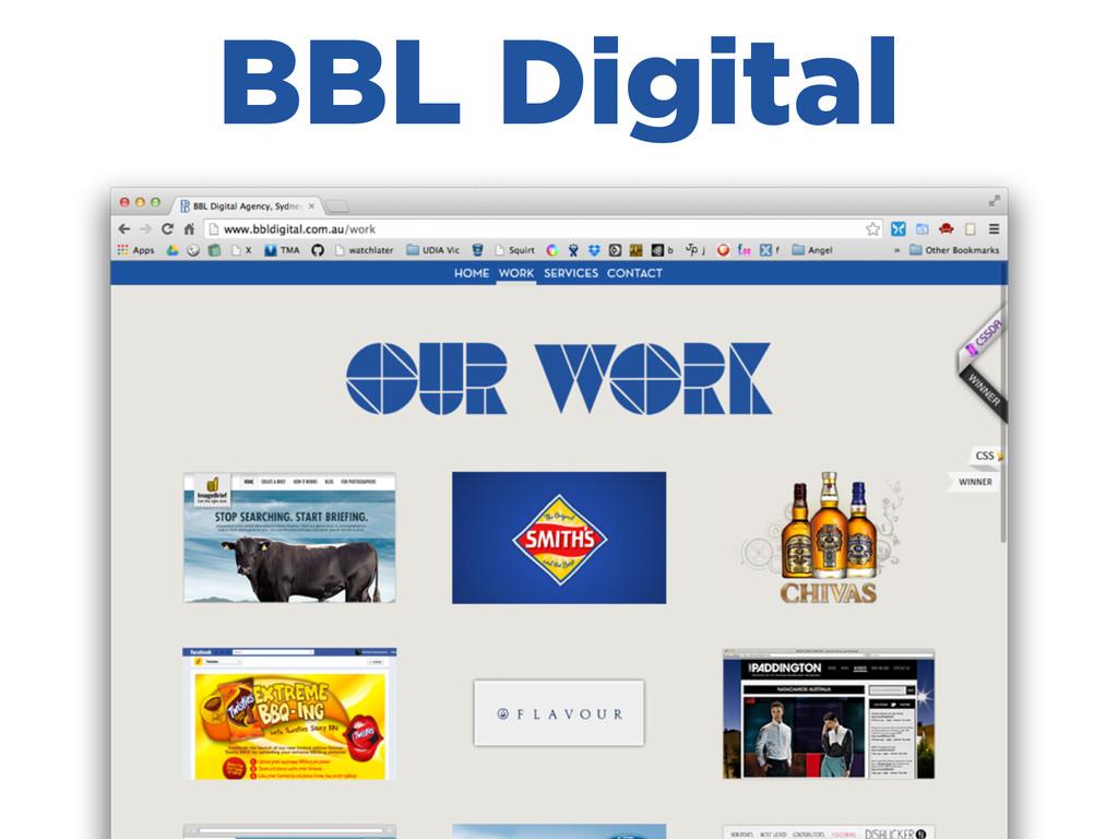 BBL Digital