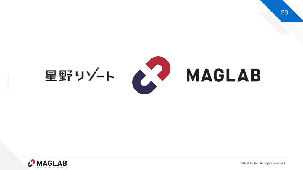m a g l a b . j p MAGLAB Inc. All rights reserv...